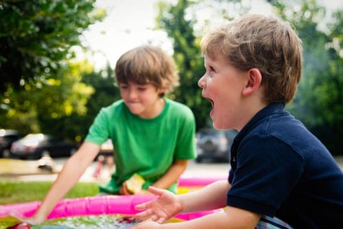 5 Kids Party Ideas In The Outdoors