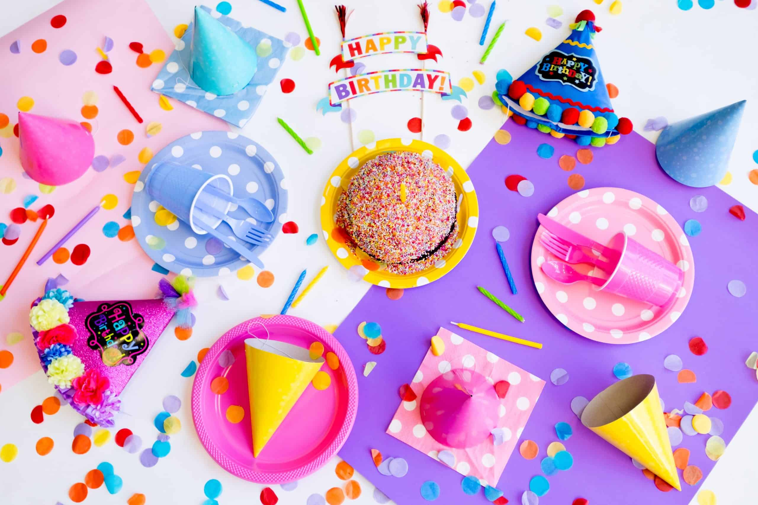 Easy and Affordable Birthday Ideas For Kids