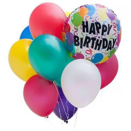Birthday Balloon - Perfect For Any Birthday Party